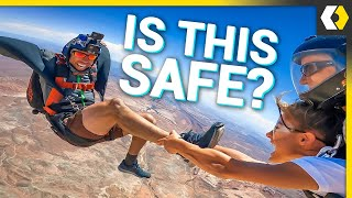 How We Survived Our Parachute Failing