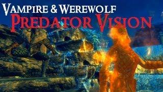 Skyrim Mod: Predator Vision 1.3