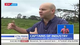 Agricultural and soil fertility expert speaks on Agricultural Development | CAPTAINS OF INDUSTRY