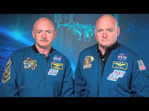 ISS Twins