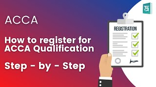 How to register for ACCA Qualification