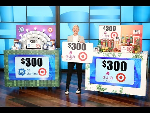 Ellen Celebrates Earth Day with Giveaways