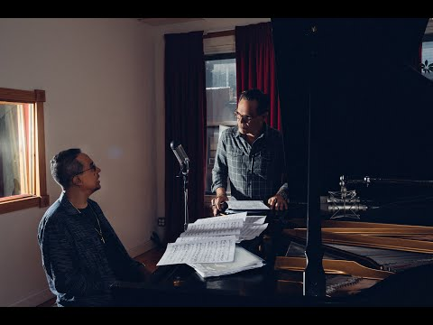 Kurt Elling / Danilo Pérez Duo  (STAGE I) online metal music video by KURT ELLING