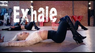Exhale   Sabrina Carpenter   Choreography By Marissa Heart   Heartbreak Heels