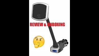 UNBOXING & REVIEW SCOSCHE MP12V-XTSP1 MagicMount Magnetic