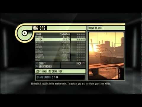 Get The Lowdown On Goldeneye 007: Reloaded's Mi6 Ops