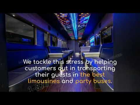 Wedding Limo And Party Bus Rental Service
