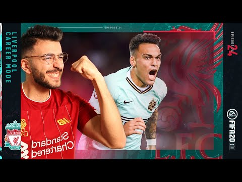 SPENDING OVER 100 MILLION ON NEW TRANSFERS! - FIFA 20 LIVERPOOL CAREER MODE #24