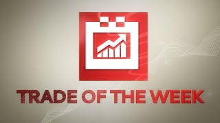GOLD - USD - Trade of the week: Long gold 26 January 2017
