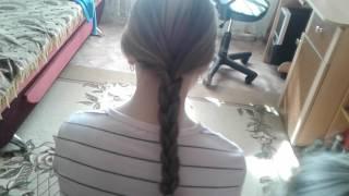 Праздничная причёска