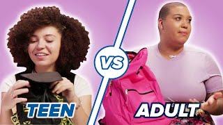Teen Vs. Adult What's In My Bag •Jazzmyne