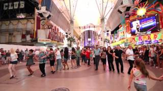 Dany & Hugo's Proposal Flash Mob 9 14 14   Las Vegas