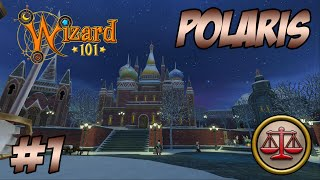 Wizard101: Polaris Balance Walkthrough #1
