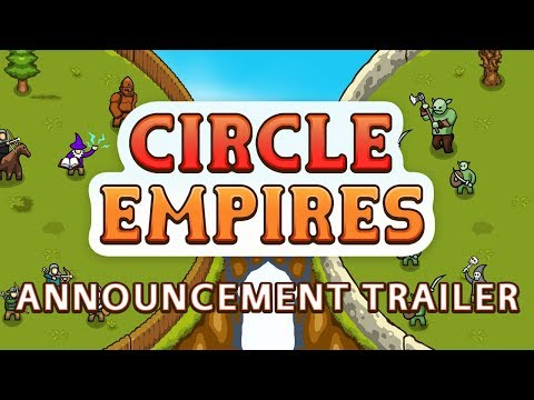 Circle Empires - Announcement Trailer thumbnail