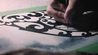Haida Gwaii Inspired Artist Paints The Pacific Northwest - Waves INVANCITY