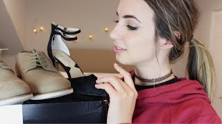 (HD Reupload) [ASMR] Personalized Shoe Shopping Experience