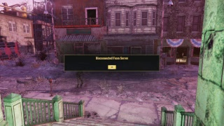 Fallout 76 Beta Day 1 (PS4)