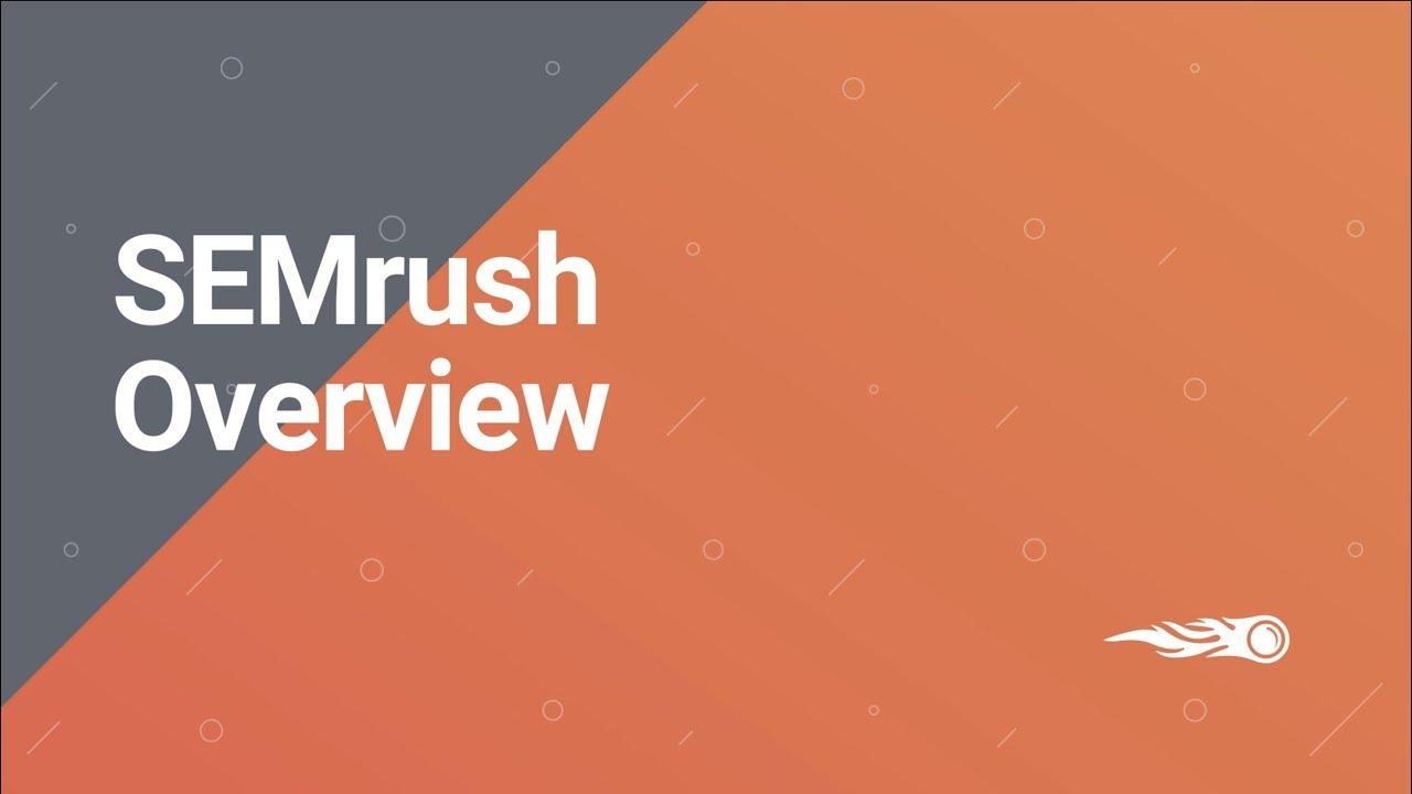 What is Semrush? image 1