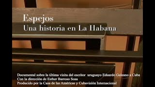 Espejos. Una historia en La Habana. Un documental de Esther Barroso