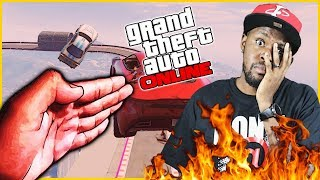 ANNOYING LITTLE BROTHER TRIES TO ROAST ME! - GTA Online Gameplay
