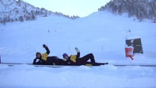 Snowtuben in de Zillertal Arena
