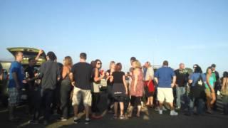 311 Familia UNITY tailgate fest 2011 Irvine!!
