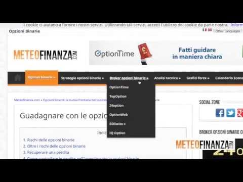 Unicredit fare training con binarie