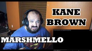 Marshmello, Kane Brown   One Thing Right Reaction