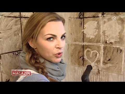 Annika Kipp & der Dampfreiniger-Test im