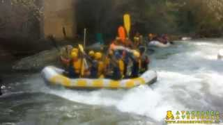 preview picture of video '04/04/15 Rafting en Montanejos con Ayahuasca Aventuras  [HD]'