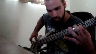 Angra - The Shaman (Bass Cover)