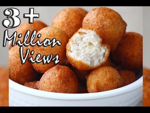 Video Banana Balls - tasty banana balls| kids snack recipe