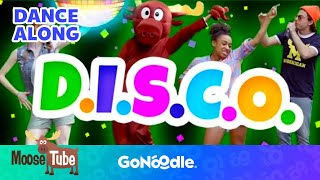 D.I.S.C.O. - MooseTube | GoNoodle