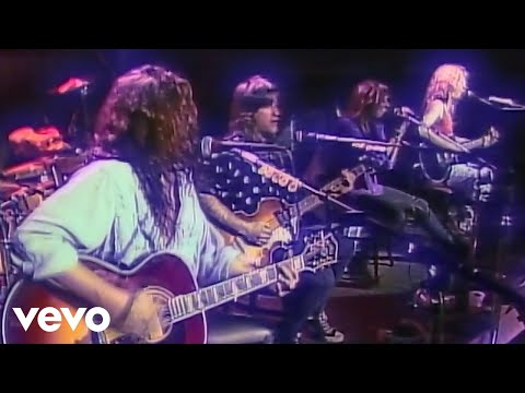 Tesla - Signs (Live At The Trocadero / 1990) (Official Music Video)