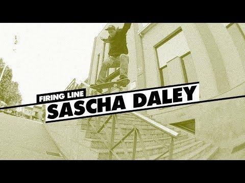 Firing Line: Sascha Daley