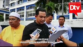 Pelombong haram guna bahan letupan di Kuala Koh