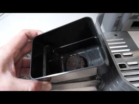 Siemens EQ.6 - Reinigung und Pflege des Kaffeevollautomaten