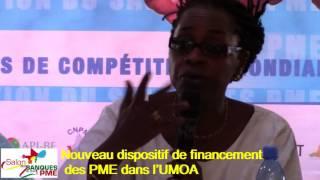 Salon des Banques et des PME de l'UEMOA : La BCEAO parle du dispositif de financement des PME