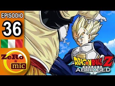 Dragon Ball Z Abridged - Episodio 36