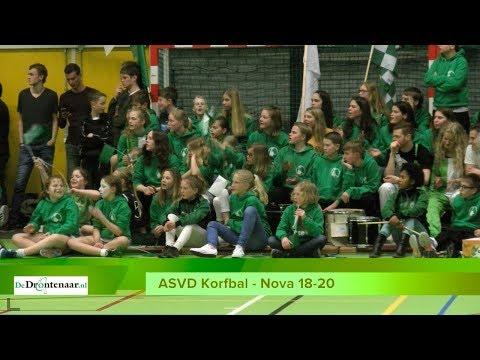 VIDEO | Teleurstelling en tranen bij ASVD Korfbal na verlies in kampioenswedstrijd