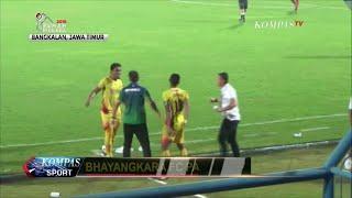 Taklukan Madura United, Bhayangkara FC Pastikan Juara Liga 1