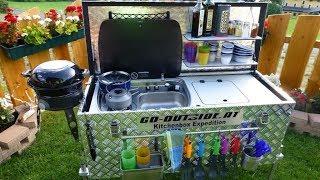 Outdoorküche Camping Car : 👍 camping küche dacia dokker umbau zum camper für personen