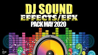 Dj Sound Effect Pack. May 2020, Jingles, Sampler, dj drops #djsoundeffect