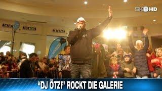 """""""DJ ÖTZI"""" ROCKT DIE GALERIE"""