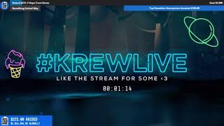 *NEW* Krew live: ItsFunneh livestream music