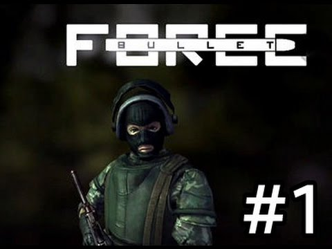 Video Baru Main - Bullet Force #1 Android Game Indonesia