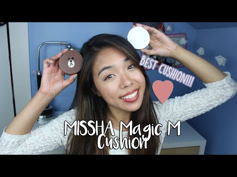 Missha M Magic Cushion Review & Demo (BEST CUSHION EVER!) Mp3