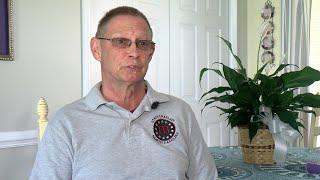 Raw interview with Three Percenter member Wade Bemis