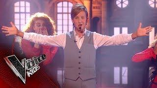 Yaroslav Performs 'Largo Al Factotum': The Final   The Voice Kids UK 2018