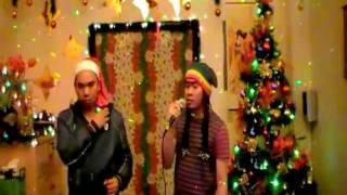"Jonrey  Salvia @ Elmer V. "" FIXING A BROKEN HEART"" Christian Bautista  -  Videoke/ Karaoke"